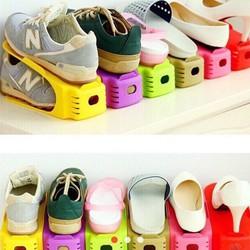 Combo 10 kệ giày thông minh tăng giảm chiều cao