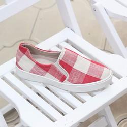 Giày slip on nữ Made in Korea thanh lý