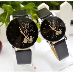 Đồng hồ đôi tình nhân siêu rẻ đẹp