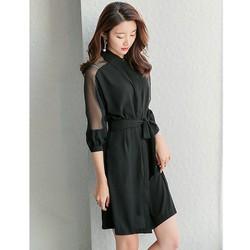 Đầm suông sơ mi phong cách TB0459