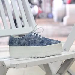 Giày đế độn 7p Made in Korea