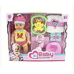 Búp bê bé trai Baby Doll