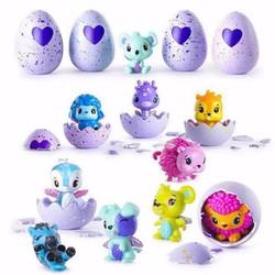 Set trứng đồ chơi trứng nở Hatchimals