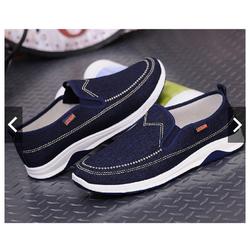 Giày Lười Vải Nam - Giày Nam Shop