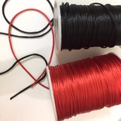 Cuộn 100m dây tim 2,5mm làm vòng màu đỏ