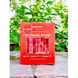 Protein phục hồi tóc nát SOPHIA Paltinum Hair Repair Protein 10x13ml