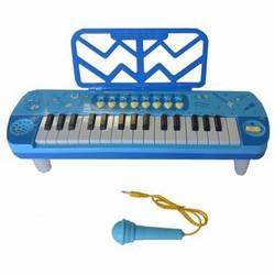 Đàn piano mini cho bé - Đàn organ có mic cho bé - Piano mini Organ