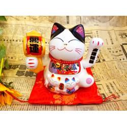 Maneki Neko- Mèo may mắn- Khai vận chiêu tài