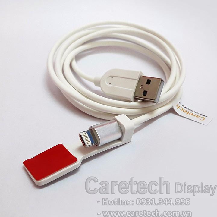 Bộ chống trộm trưng bày điện thoại, máy tính bảng, tablet, ipap 8 cổng 5