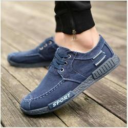 Giày lười, Giày mọi nam phong cách bụi -  G 026