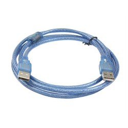 Cáp 2 đầu USB xanh loại tốt