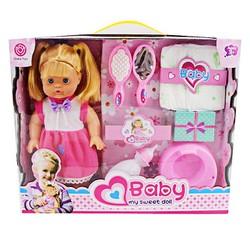 Búp bê baby doll và phụ kiện