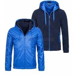 Áo khoác thể thao Adidas NEO Reversible Sherpa mặc được cả hai mặt