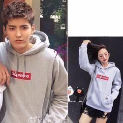 Áo thun nỉ hoodie nam nữ thời trang, kiểu dáng trẻ trung sành điệu