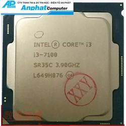 CPU Core i3 7100 3.9GHZ Tray Fan Zin socket 1151 kabylake