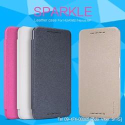 Bao da Huawei Nexus 6P Nillkin Sparkle chính hãng