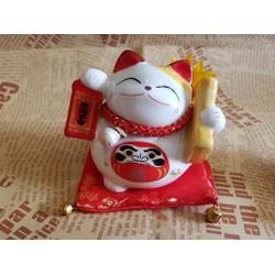 Maneki Neko- Mèo may mắn chiêu tài