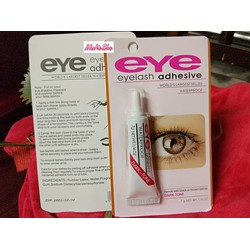 Keo dán mi giả eyelash adhesive tuýp 7g