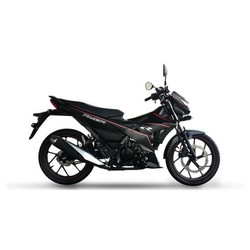 Xe máy côn tay Suzuki Raider FI phiên bản đen nhám