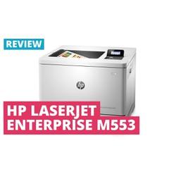 Máy in Laser màu HP LaserJet Enterprise Color M553N