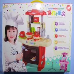 Bộ đồ chơi nấu ăn cho bé Kitchen