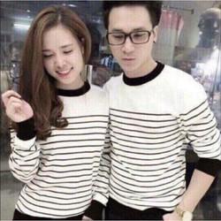 áo đôi đen trắng