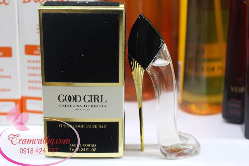 Nước Hoa Carolina Herrera Good Girl EDP 4