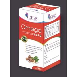 Omega 3.6.7.9 sản phẩm của Dược Phẩm Edegis Pháp
