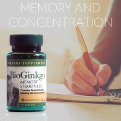 bioginko hỗ trợ trí não - tăng cường trí nhớ - rối loạn tiền đình