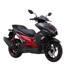 Xe ga thể thao Yamaha NVX 125 Deluxe Màu Đặc Biệt Đỏ