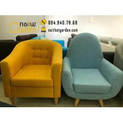 ghế sofa đơn-kích thước 80x80cm- màu đặt theo yêu cầu