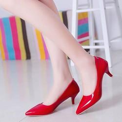 Giày cao gót công sở 3cm