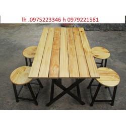 bàn ghế gỗ cóc hàng lượng giá lại rẻ