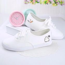 Giày in hình nhập khẩu chất lượng hàng độc quyền