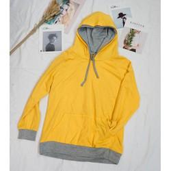 Áo khoác hoodie vải rất đẹp-5879-Hình thật