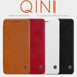 Bao da Galaxy Note FE - Note 7 Nillkin QIN chính hãng giá rẻ