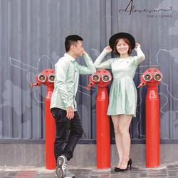 Sét Áo Váy Cặp Tình Nhân -AV106