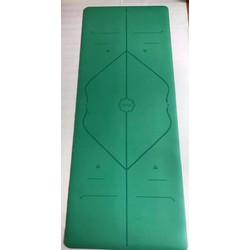 Thảm tập yoga HATHA ĐỊNH TUYẾN - Tặng túi đựng thảm thời trang