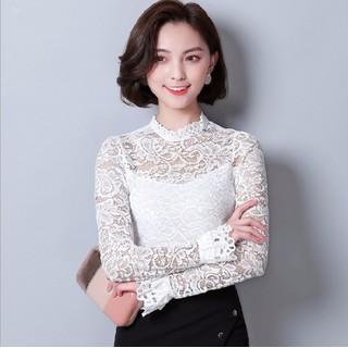 Áo ren tay loe kiểu Hàn Quốc - giá 330k - MZ28321 - MZ28321 thumbnail