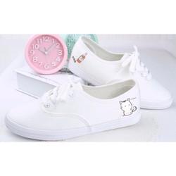 Giày in hình nhập khẩu chất lượng cao
