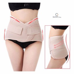 Đai nịt bụng định hình và giảm mỡ vòng eo dành cho chị em phụ nữ