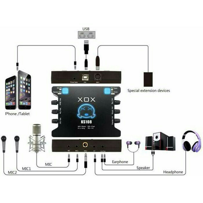 COMBO trọn bộ Micro BM800 sound card K10 Dây live stream chân kẹp 2