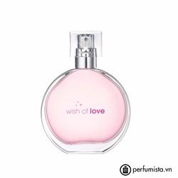 Nước hoa nữ Wish of Love của hãng AVON