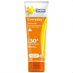 Kem chống nắng dùng hằng ngày - Cancer Council SPF 30+ Everyday 110ml