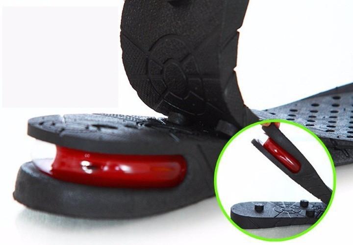 Lót giày tăng chiều cao nguyên bàn 3 lớp cao 7cm - K2288 - Sale hot 9