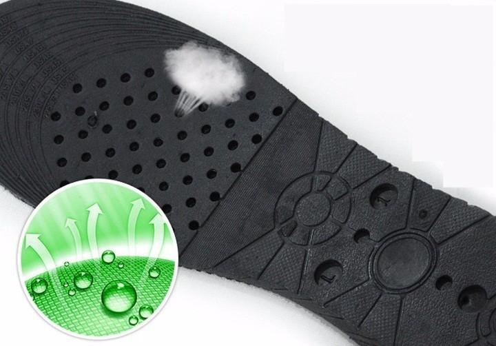 Lót giày tăng chiều cao nguyên bàn 3 lớp cao 7cm - K2288 - Sale hot 10