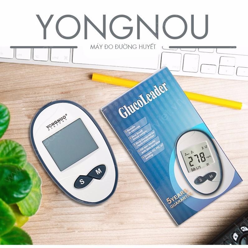 Máy đo đường huyết  YONGNOU-0965.011.567 2