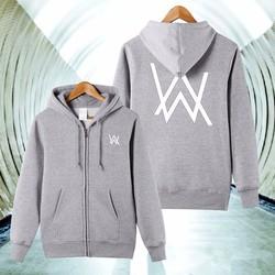 Áo khoác hoodie Alan Walker chất liệu tốt - Chuyên hàng xuất dư