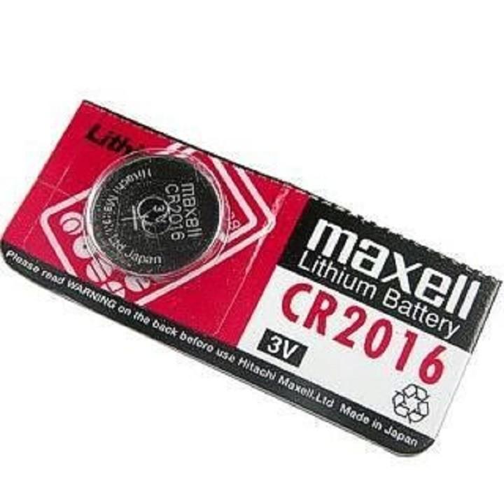 CR2016 MAXELL PDF