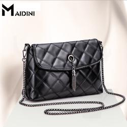 [TẶNG NƯỚC HOA MINI] Túi đeo chéo Maidini chống trầy chống thấm thời trang KDR-TDC077